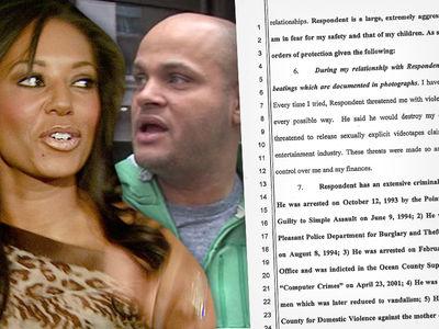 Mel B's Declaration Detailing Abuse Allegations Against Stephen Belafonte (DOCUMENT)