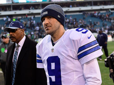 Tony Romo Quits Football ... Bring On The Booth!!