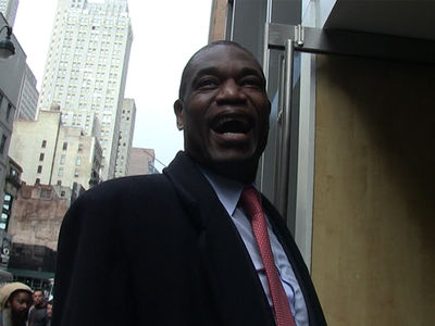 Dikembe Mutombo Is Fired Up About Patrick Ewing Going To Georgetown (VIDEO)