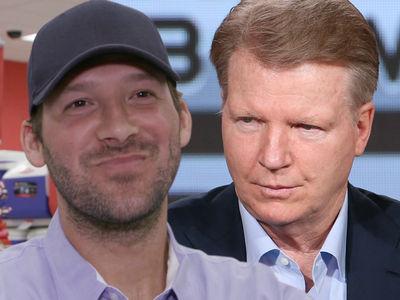 Tony Romo Picks CBS ... Replacing Phil Simms?