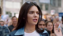 Kendall Jenner Had No Creative Involvement in Pepsi Ad