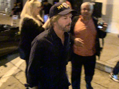 David Spade Tries to Brush Off Naya Rivera Rumor, No One's Buying It (VIDEO + PHOTO)