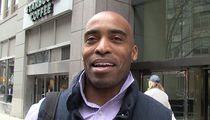 Tiki Barber Says Tony Romo Will Be Great For CBS ... Gives Advice On Broadcasting Gig (VIDEO)