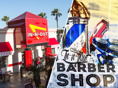 In-N-Out Burger Sues In.N.Out Barbershop for Stealing Name