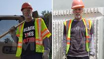 Donald Trump's Walk of Fame Star Vandal James Otis Picking Up Trash for Community Service (PHOTO)