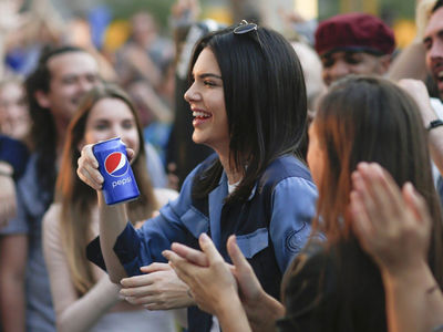Pepsi Yanks Kendall Jenner Ad ... Apologizes to Kendall