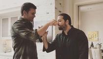 Tom Brady Hand-Feeds David Blaine a Piece of GLASS!! (VIDEO)