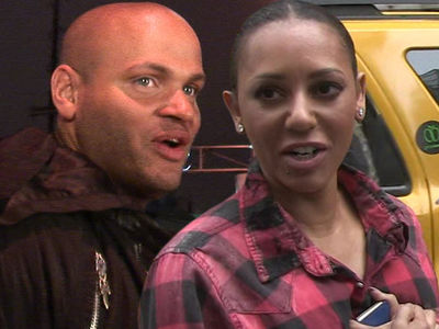 Stephen Belafonte Says Mel B Made Sex Tapes a Public Issue, Not Him