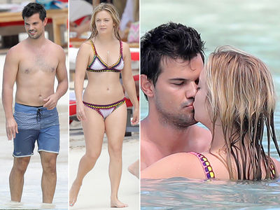 Billie Lourd Snags 'American Horror Story' & Taylor Lautner (PHOTO GALLERY)