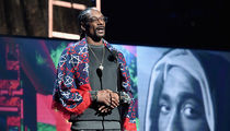 Tupac Inducted into Rock and Roll Hall of Fame with Praise from Snoop (VIDEO/PHOTOS)