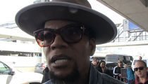 D.L. Hughley Trashes Trump for Bombing 'Poor Brown People' in Syrian Missile Attack (VIDEO)
