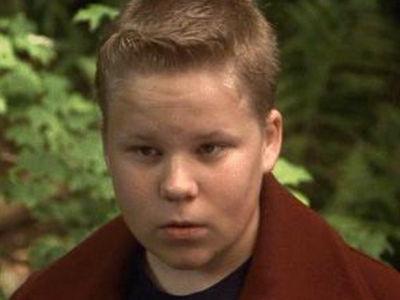 Young Ben Hanscom in 'IT' Miniseries -- Memba Him?