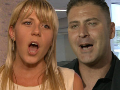 Jodie Sweetin's Ex-Fiance Confronted by Her Security, Accused of Repeat Violation of Restraining Order