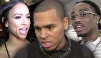 Chris Brown Says Migos' Quavo Betrayed Him by Dating Karrueche