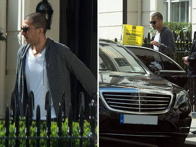 Janet Jackson's Estranged Husband Wissam Al Mana Back at Their House (PHOTOS)
