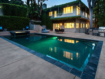 Jared Leto Relists Hollywood Hills Home After Facelift (PHOTO GALLERY)