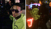 Tyga Investigated for DUI, Gets Off with a Ticket (VIDEOS + PHOTO)