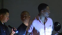 YG Handcuffed by LAPD, Cited for No Seat Belt (VIDEO)