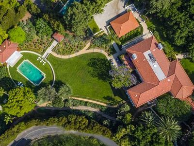 Angelina Jolie Buys $25 Million Cecil B. DeMille Estate (PHOTO GALLERY)