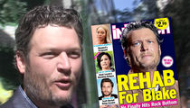 Blake Shelton Settles Lawsuit with In Touch Over 'Rehab' Cover
