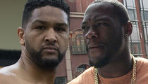 Boxer Dominic Breazeale Sues Deontay Wilder Over Post-Fight Hotel Brawl
