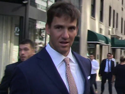 NY Giants Defend Eli Manning In Memorabilia Scheme Lawsuit