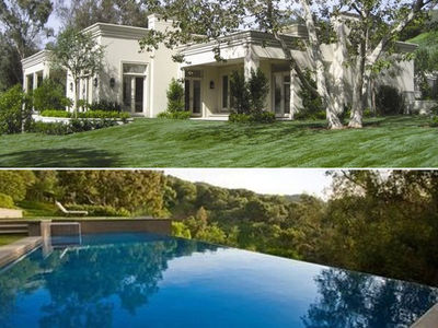 Katy Perry Buys $19 Million Beverly Hills Mansion (PHOTO GALLERY)