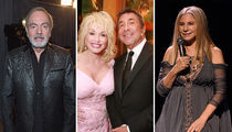 Sandy Gallin Who Managed Michael Jackson, Mariah Carey, Dolly Parton Hospitalized with Blood Cancer (PHOTO GALLERIES)