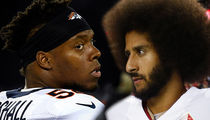 Brandon Marshall Says Kaepernick 'Better Than Every QB In Free Agency'