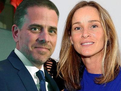 Joe Biden's Son Does Speedy Divorce, Hunter and Kathleen Reach Final Settlement