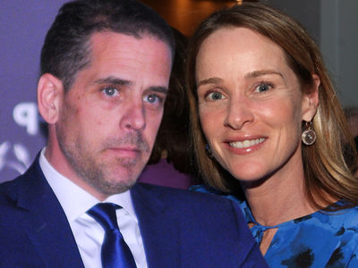 Joe Biden's Son Calls a Halt to Divorce Nastiness ... Publicly, At Least