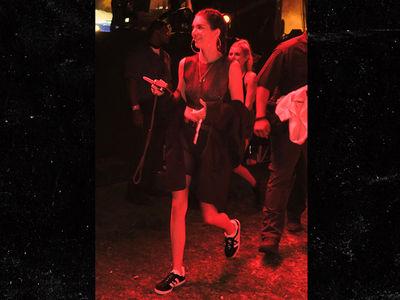 Kendall and Kylie Attend Travis Scott Concert at Coachella (PHOTOS)