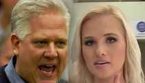 Glenn Beck Fires Back at Tomi Lahren in Countersuit, She Wasn't Fired, She Was Just Bad at Her Job
