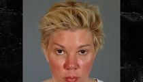 Jackie Warner Faces Charges Of DUI, Hit and Run and Assault in Sleep Driving Case