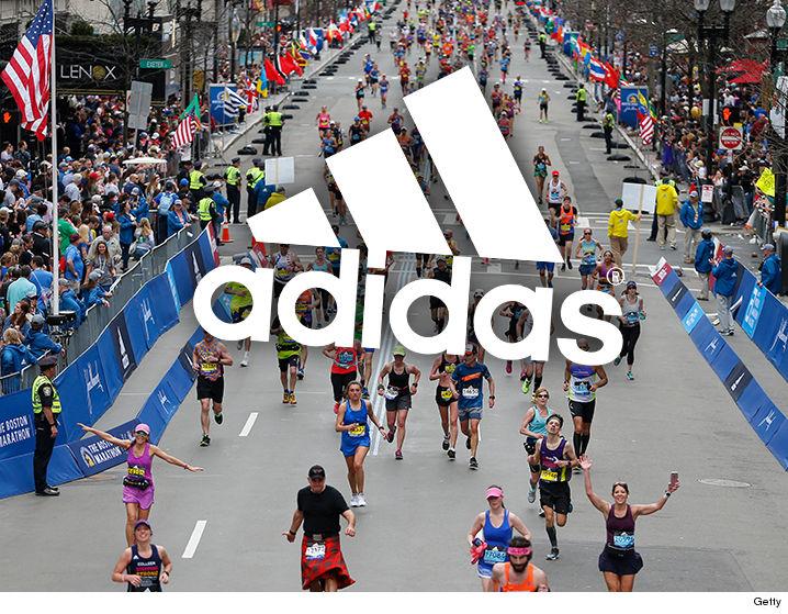 Adidas Prendendo La Colpa Per Te E La Maratona Di Boston