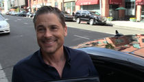 Rob Lowe Says He's NOT Lakers GM Rob Pelinka, But If He Was ... (VIDEO)