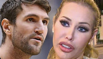 Utah Jazz's Jeff Withey Accused of Domestic Violence By Playmate Ex-Girlfriend