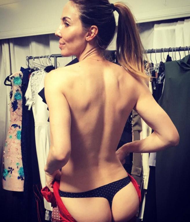 Sexy ass celeb