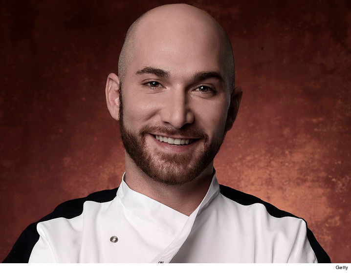 paulie giganti a star on hells kitchen who was found dead in his home thursday accidentally odd tmz has confirmed - Hells Kitchen 2017