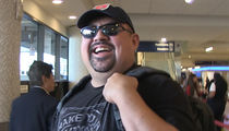 Gabriel Iglesias Is Shedding Pounds, Feel How Hard (VIDEO)