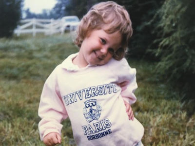 Guess Who This Happy Little Kid Turned Into!