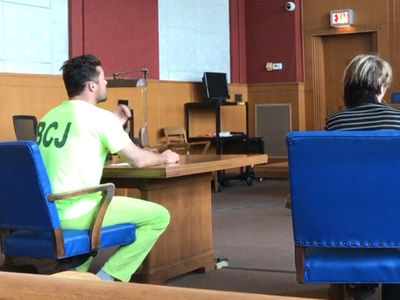Chris Soules Makes First Court Appearance for Fatal Car Accident (VIDEO + PHOTO)