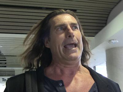 Fabio Blames California Governor For Home Burglary (VIDEO)