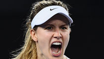 Genie Bouchard Says 'Cheater' Maria Sharapova Should Be Banned for Life