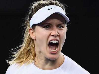 Genie Bouchard Says 'Cheater' Maria Sharapova Should Be Banned for Life