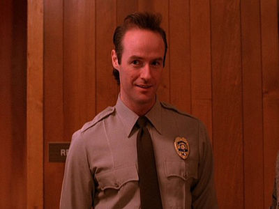 Deputy Andy Brennan in 'Twin Peaks' 'Memba Him?