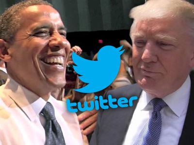 Barack Obama Disses President Trump Over Tweet Storms