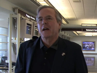 Jeb Bush Says Miami Marlins Deal Isn't Done, Praises Derek Jeter (VIDEO)