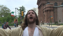 Jesus Is an Eagles Fan?!