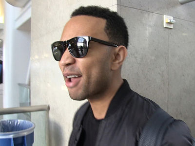 John Legend Says Don't Even Mention It, He Won't Run for Office! (VIDEO)